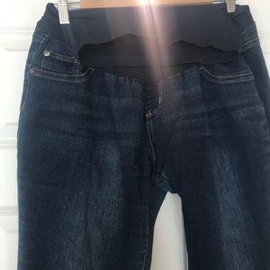 Indigo Blue Jeans - Maternity jeans